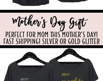 Mothers Day Shirt, Mothers Day Ideas, Best Mom Ever Shirt, Mom Shirt, Mothers Day Present, Mothers Day Gift from Son