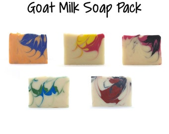 Goat Milk Soap Pack | Goat Milk Soap Set | Wholesale Goat Milk Soap | Handmade Soap
