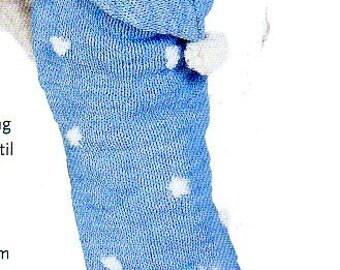 Hoodie Dog Sweater Coat Knitting Pattern Dog Sweater Coat With Hood Knitting Pattern Small Med Large PDF Instant Download