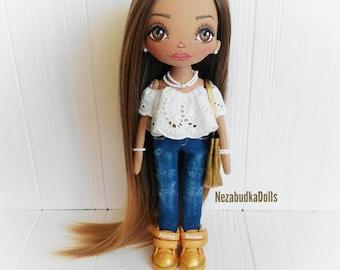 Ragdolls Babydolls Textile dolls Interior dolls Art dolls Baby Handmade Toys Christmas Gifts for daughter Cloth dolls Fabric dolls Soft toys