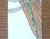 Bookmark, Dragonfly Bookm...