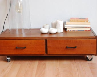 Vintage low sideboard
