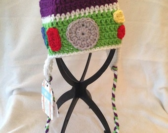 Buzz Lightyear Hat Child Size