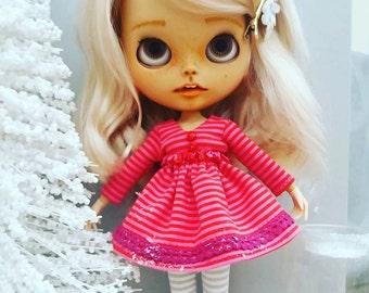 Jersey dress for Blythe