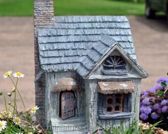 Nature's Haven Fairy House for Miniature Garden, Fairy Garden