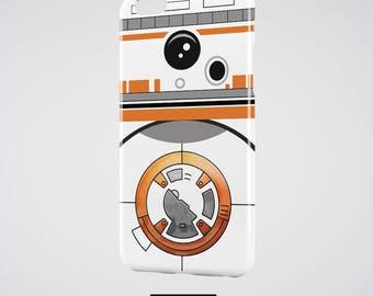 BB8 iPhone 7 Case, Star Wars iPhone 7 Plus Case BB-8 iPhone 5S Case Star Wars BB8 Robot iPhone 6 Plus Cover Force Awakens iPhone SE Case