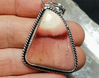 Mookaite Jasper Pendant