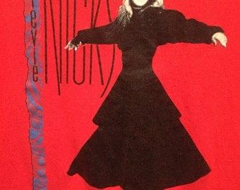 Vintage Stevie Nicks 1980's Rock a Little Concert Tour Tee Shirt