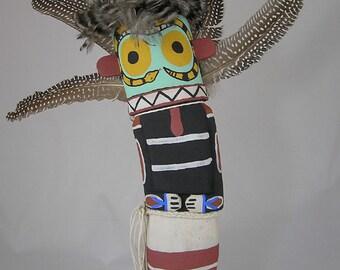 Traditional Hopi Indian Sandsnake Kachina