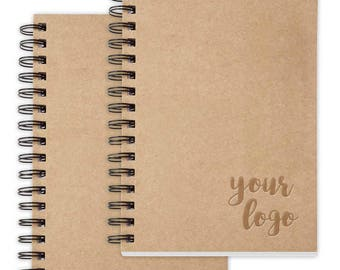 25 Custom made/personalized letterpress drawing pads | notebook (set of 25 pads)