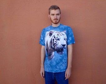 White siberian tiger | Etsy Cute Siberian Tiger Shirt