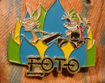 Very Cool EOTO Ren and Stimpy Pin