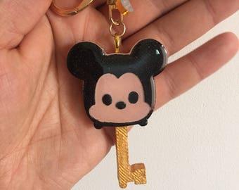 Mickey Tsum tsum Key Keychain
