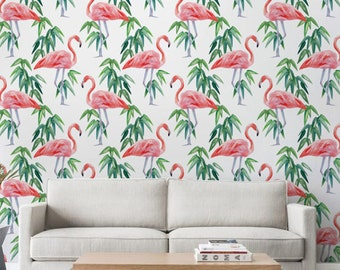 Wall decals tropical