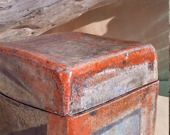 scatola raku