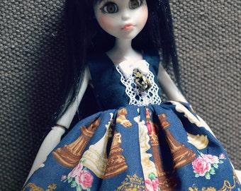 Zombie Princess Doll Custom