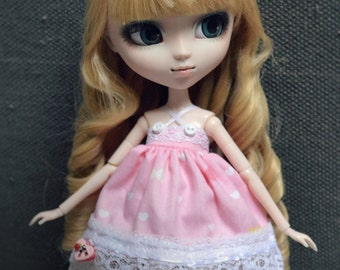 Pullip - Dress and pink bow