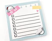 "LIMITED EDITION - 3x3"" Munchkin To Do List 25 Paged Sticky Note Pad (Sticky Note - MINT)"
