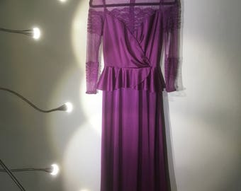 the boysenberry dress
