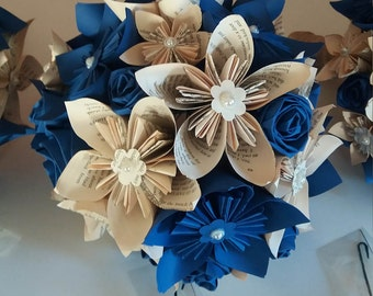 Wedding paper flower package
