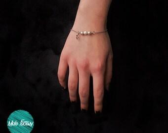 "Bracelet "" My Little Star"" stainless steel"