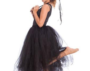 Tutu Costume, Halloween Costumes, Black Tutu Skirt, Girls Costumes, Kids Costumes, Girls Dress Up, Night Queen Costume, Girls Black Costume.