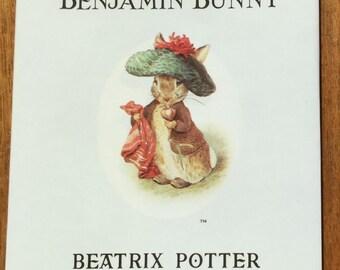 Beatrix Potter Book -The Tale of  Benjamin Bunny