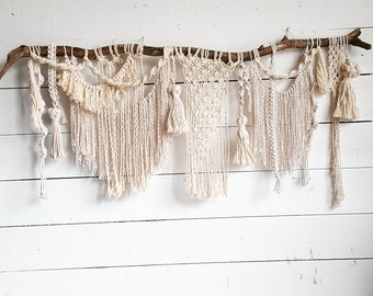 custom macrame wall hanging, large macrame wall hanging, macrame wall hanging, wall hanging, bohemian wall hanging, wedding backdrop