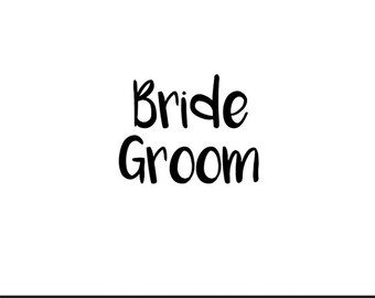 bride groom svg dxf jpeg png file stencil monogram frame silhouette cameo cricut clip art commercial use