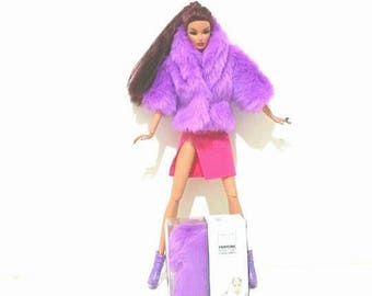 Fur Coat Pantone Collection