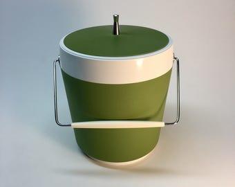 Mid century West Bend ice bucket