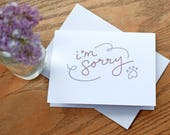 Sympathy Card, Pet Loss C...