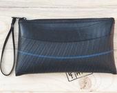 Large wristlet inner tube, Free shipping, clutch wallet, clutch zipper Bag, Small Accessory, Wallet purse, women's wallet