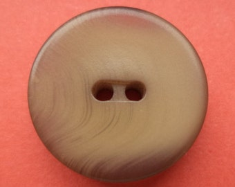 11 buttons Brown 20mm (4762) jacket buttons