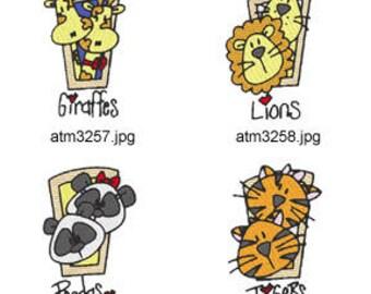 Noahs-Ark-Blocks-3 ( 7 Machine Embroidery Designs from ATW ) XYZ17D