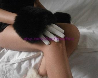 fur mitts mittens muffs hand warmers