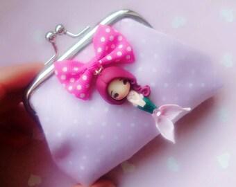 Coinpurse princess Ariel