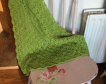 SALE Lacey Summer Shawl