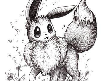 Fluffy Eevee [ORIGINAL]