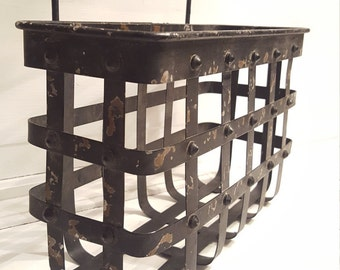 Wall Hanging Basket hanging basket | etsy