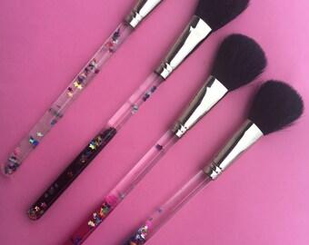 Kaleidoscope Highlighter Makeup Brushes
