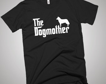 Siberian Husky Dogmother T-shirt