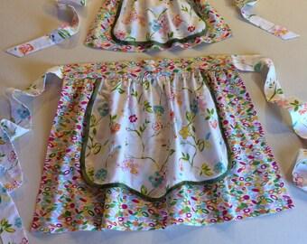 Mother daughter aprons kids aprons