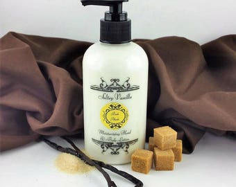 Sultry Vanilla Lotion - Hand Lotion - Body Lotion - Hand Cream -Skin Cream -Moisturizer -Lotion for Dry Skin -Vanilla Lotion -Natural Lotion