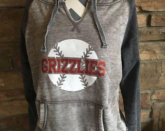 Baseball Team Name Sweatshirt, Baseball Mom Sweatshirt, Custom Team Sweatshirt, Custom Baseball Mom Hoodie, Baseball Mom, Baseball Mom Shirt