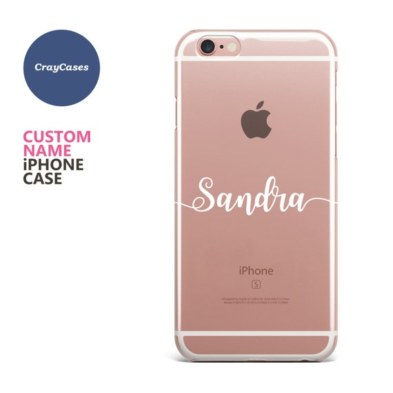 personalized phone case, personalised iPhone 6 case, iPhone 7 case ...