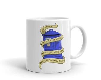 Doctor Who - Tardis Mug