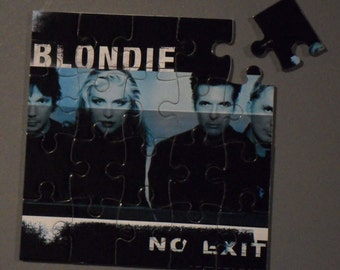 Blondie CD Cover Magnetic Puzzle