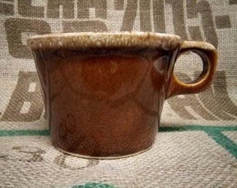 Hull USA Crestone Ovenproof - Brown Drip Cup