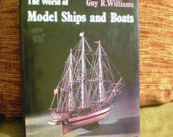 Model Ships and Boats Book